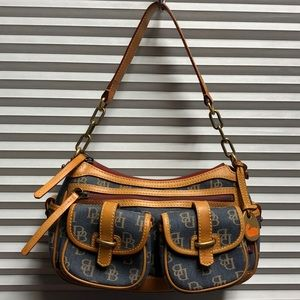 Dooney & Bourke Medium Saddle Bag